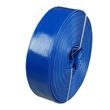 12 inch 200mm PVC soft Lay Flat Sprinkling Irrigation Plastic flexible Hose Pipe for Agriculture High Quality