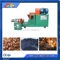 High Efficiency Biomass briquette charcoal / wood chips charcoal machine