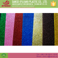 China manufacturer new design non-toxic color sheet glitter eva