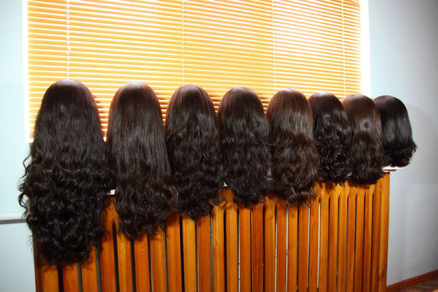 Russian fede hair Wigs