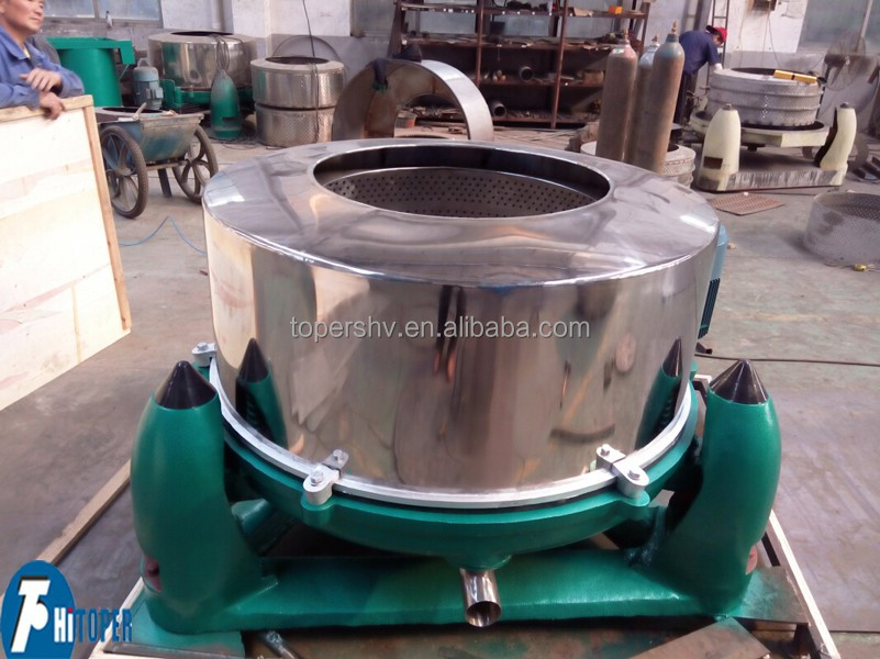 The simplest need concrete foundation centrifuge separator, fixed angle rotor centrifuge