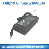Universal 120w 19V 6.32A 5.5mm x 2.5mm AC Laptop adapter Charger For Toshiba 120w power supply