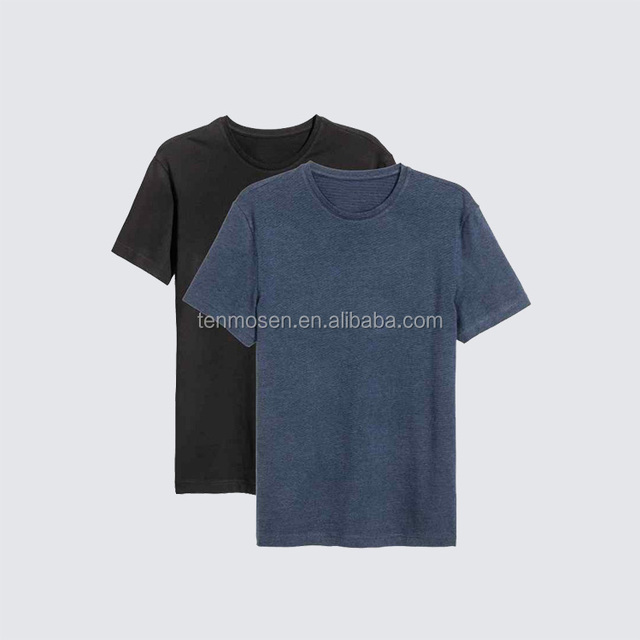 New arrival fashion comfortable dry fit cotton sport t shirt for men