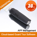 Contact Touch Guard Tour Patrol System with Online Software