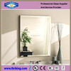 High quality waterproof bathroom mirrors for hotel