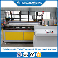paper recycling plant HC-TT toilet paper machine for sale