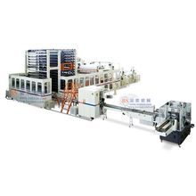Full Automatic facial tissue production line