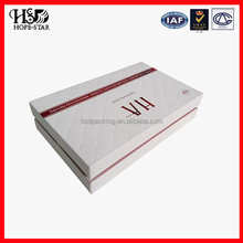 High Quality Top Sale Black Printing cardboard boxes cardboard trunks