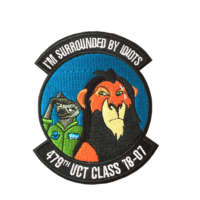 Custom Badges embroidery patches Custom patches
