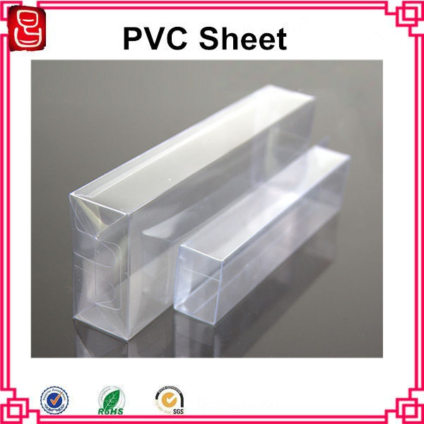 Top Quality clear pvc film vacuum forming for confectionery blister packaging
