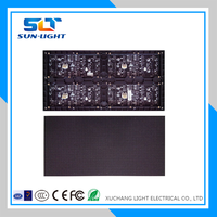 2015 indoor p3 led display screen module dot matrix p3 full color led video wall