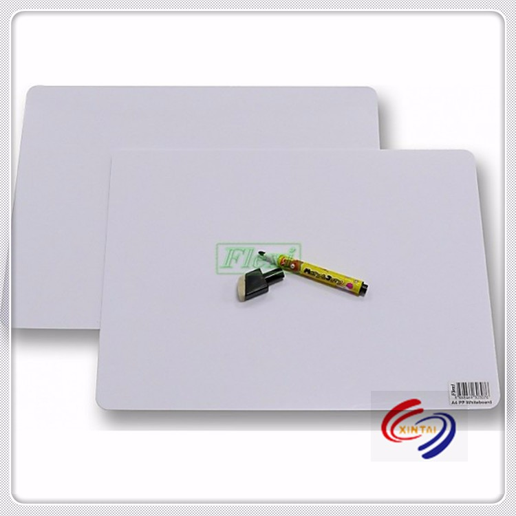 Magnetic glass Whiteboard Dry Erase Sheet Magnet Writing Board