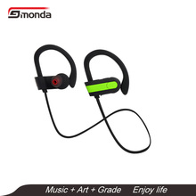 Modern design high quality long stand time ear hook wireless 4.1 headset