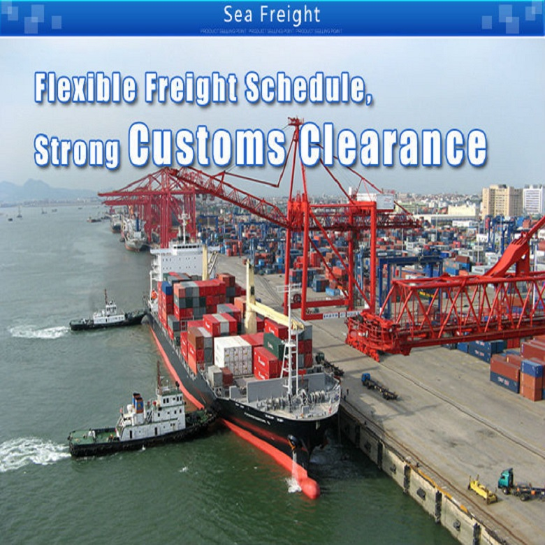 Cheapest Rate LCL/FCL Sea Freight from Shenzhen/Guangzhou/Foshan/Ningbo/Shanghai/Qingdao to Seattle U.S.A.--Paul