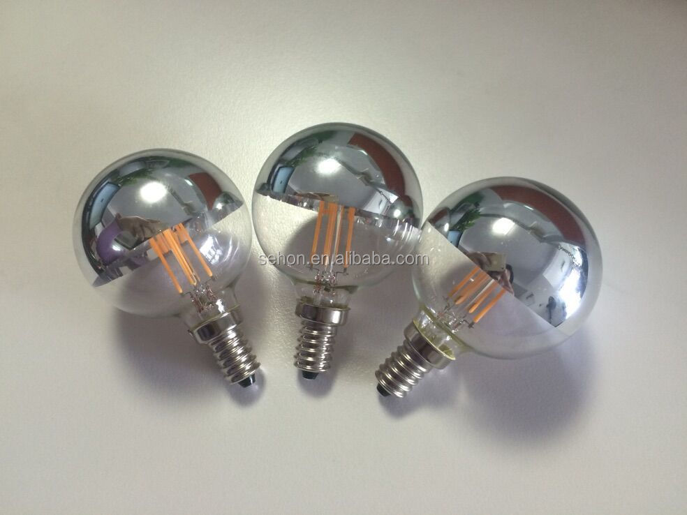 Best Selling Led Lights G16 5 E12 Led Lights Half Mirror