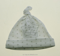 printed cotton baby beanie hat