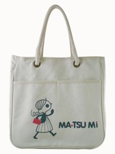 oem eco promotional cotton canvas tote bag