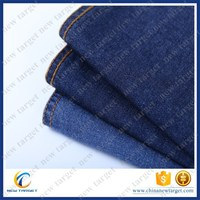 Cheap twill cotton polyester denim fabric for fashion jeans shirt
