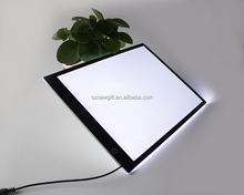 Ultra-thin LED sketch Copy Board tracing drawing acrylic copy tablet