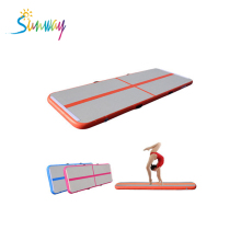 Factory Wholesale Cheap Inflatable GymTraining Air Tumble Track Gymnastics Mat For Sale