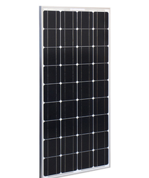 best price 100w 110w 140w monocrystalline solar panels for both home and commercial use and China-orign.