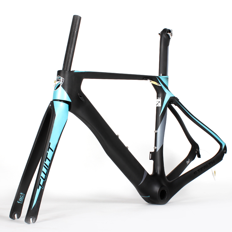 Chian Factory High Strength Carbon Fiber Road Bicycle Frame