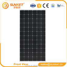 450w solar panel production line raw material Monocrystalline Silicon