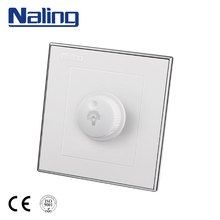 Naling Popular Wholesale Items 86*88mm Dimmable Wall Switches For Lights