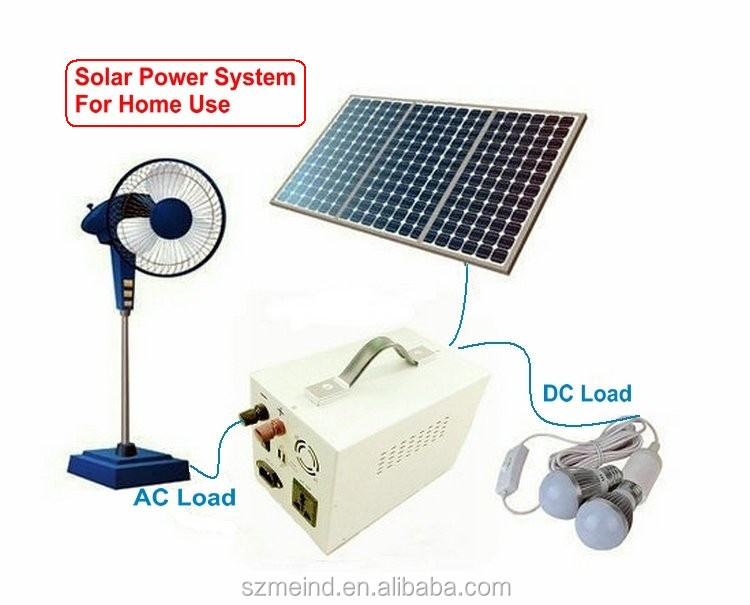 OEM & ODM solar air conditioner /solar water pump /solar power system home