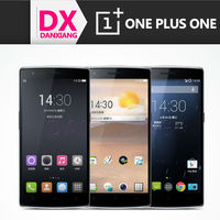 5inch qual core capacitive screen 3G RAM 64 ROM cell phone ONEPLUS ONE PHONE