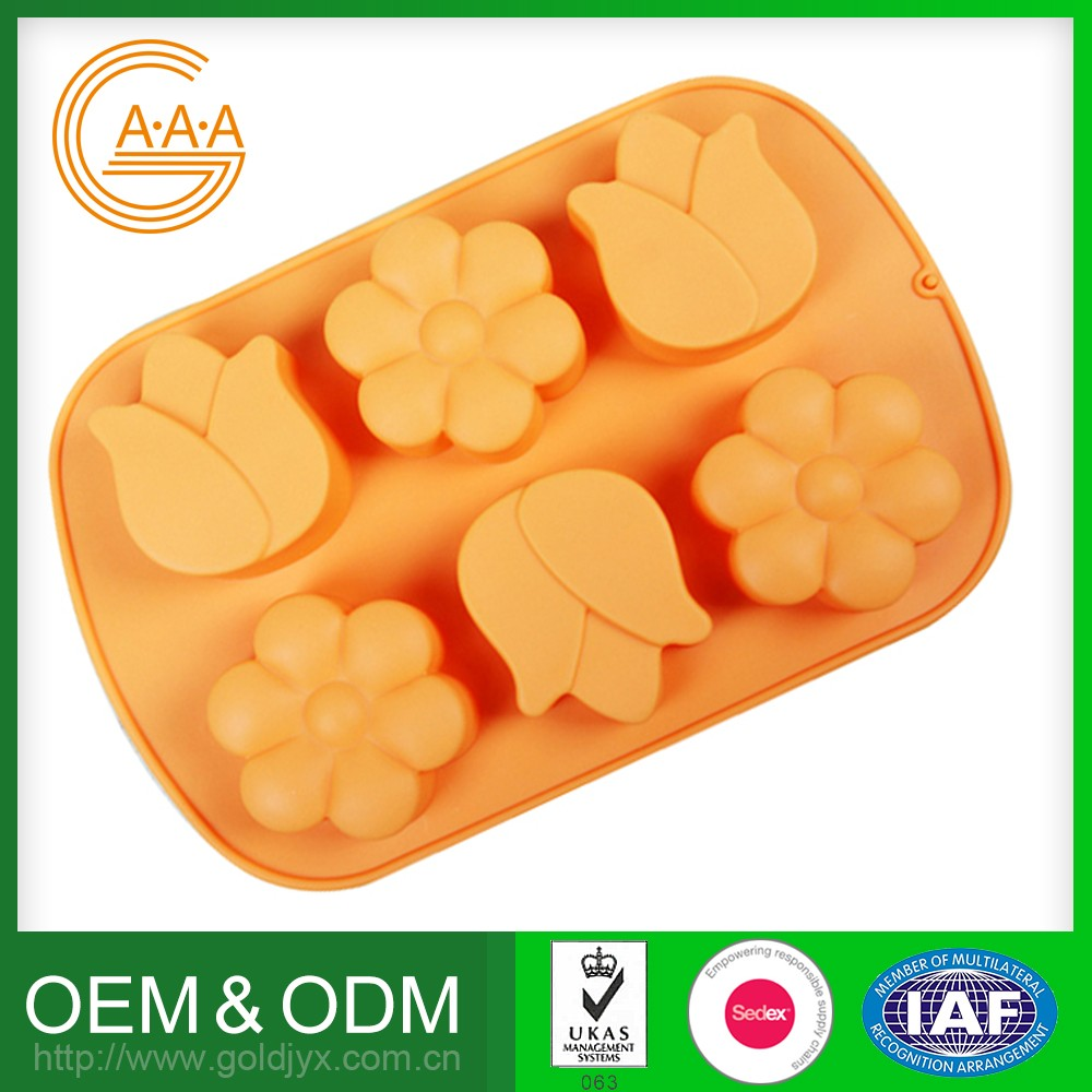 Custom Oem Cube Tray For Ice Lowest Price Customized Design Silicone Mini Cube Ice Tray