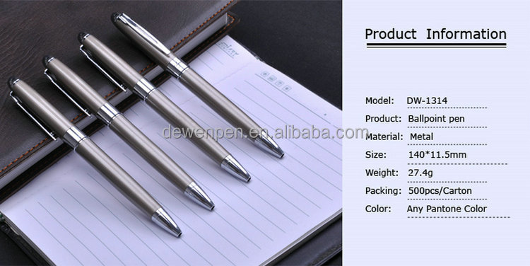 Personalized Pens No Minimum/promotional gift pen manufacturer factory in China