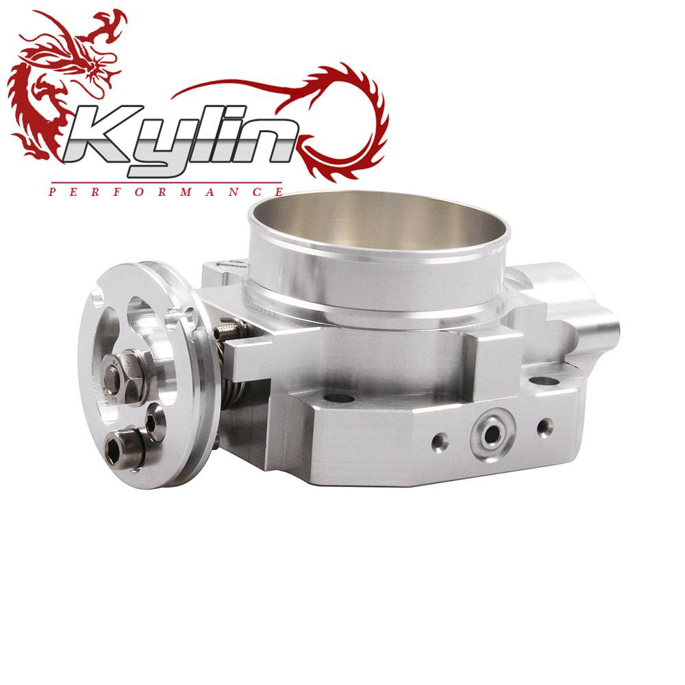Ryanstar Racing 70mm Bolton Aluminum <strong>Intake</strong> Manifold Throttle Body