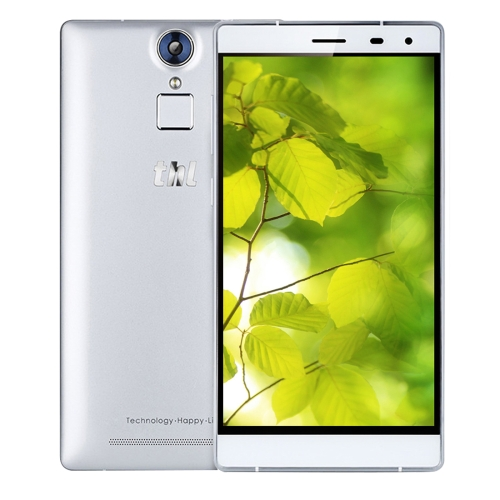 THL T7 Smartphone 16GB, Network: 4G,Fingerprint Identification, 5.5 inch Android 5.1 MT6753 Octa Core 1.3GHZ, RAM: 3GB, Dual SI