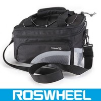 2015 new design side folding camera sleeve bicycle rear rack trunk bag 14236 waterproof travel hiking camera backpack bags