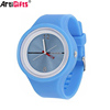 Wholesale custom bulk colorful fashion rubber silicone watch band
