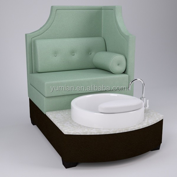 Elegant Spa salon pedicure chair/pedicure bench/pedicure station