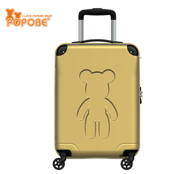 2016 New Products 20inch Abs Trolley Case Travel Luggage For Cooperate Gift