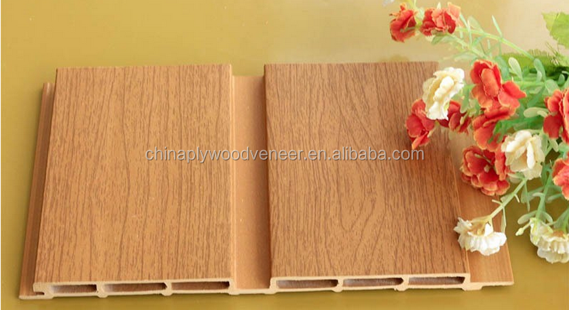 Exterior Wpc Wall Cladding/Outdoor Wpc Wall Panel/decorative plastic wall panels