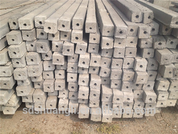 Small Cement Pole : Precast concrete fencing molds for sale cement pillar