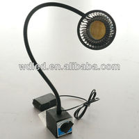 8W 110V commercial electric led work light with magnetic base