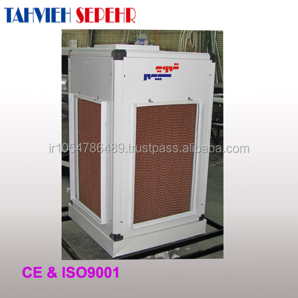 CE certificate cellulose vertical Air Washer