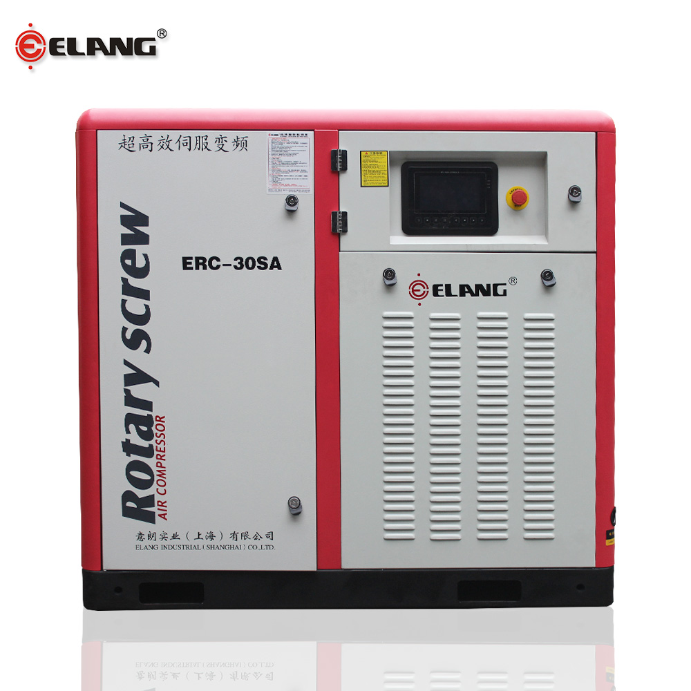 ELANG Hot Sale Used Plastic Compressors Machine