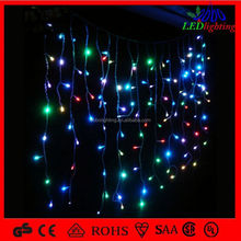 230Volt 3.2m 6m 8m decoration LED Dripping Icicle Christmas String Light Dripping Icicle Lights