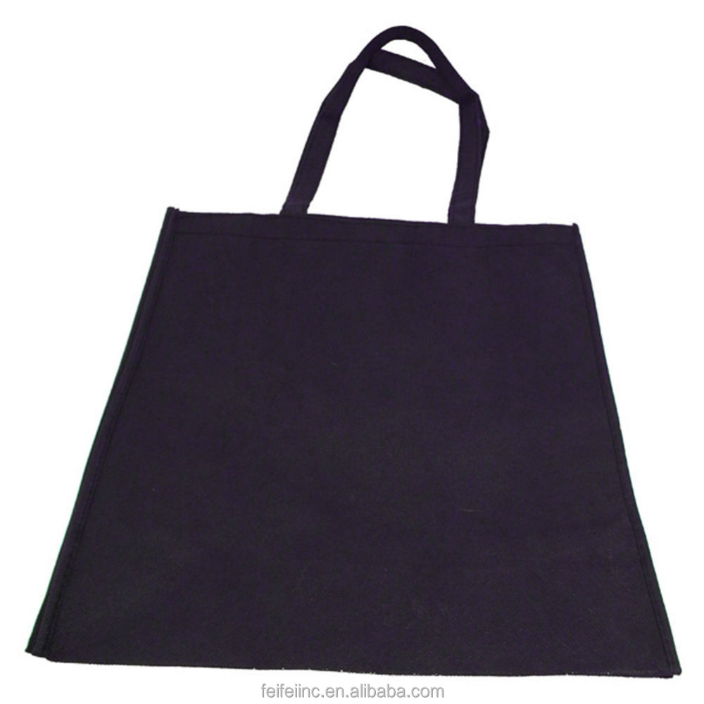 NON WOVEN cloth promotional shopping handled style BAG