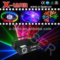 3D Laser light show with full color Animation effects and SD card apply for disco hall&karaoke&nightclub