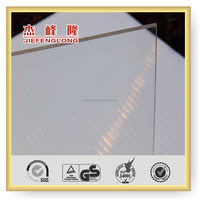 Plastic Sheet UV Protected Lexan Greenhouse Solid Polycarbonate Sheet High Quality