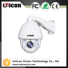 Unicon Vision vehicle mounted cheap 30x optical zoom auto motion tracking ptz ip camera infrared