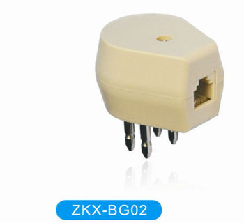ADSL Splitter (Holland Type) suitable for dutch telephone 222412