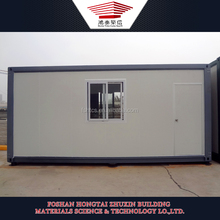 Prefabricated Mobile Office Container House Prefab Showroom for Sale